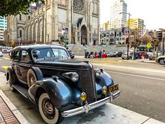 For a Buick 8 (Thomas Hawk) Tags: america buick buick8 california nobhill sanfrancisco usa unitedstates unitedstatesofamerica auto automobile car us fav10 fav25