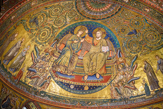 Rome - Rione I Monti - Santa Maria Maggiore