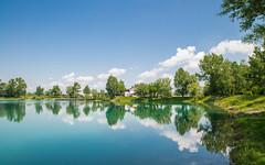 lake Zajarki (117) (Vlado Ferenčić) Tags: lakes lakezajarki vladoferencic cloudy vladimirferencic zaprešić hrvatska croatia nikond600 tamron247028 jezerozajarki jezera