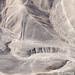 Nazca and Palpa lines - Palpa's El Tumi (aka the holy sword)