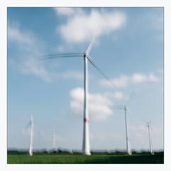 IMG_2548 (fot_oKraM) Tags: stadtlohn windrad windräder turbine wind nrw muensterland mehrfachbelichtung multiexposure