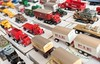 Toy trucks at the  American Truck Historical Society show (A  Train) Tags: toytruck toy miniature replica nikon nikond750 tamron1530mm wideangle focus lexington lexingtonky fun americantruckhistoricalsociety