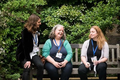 Edinburgh International Children's Festival - Delegate Networking event c. Kat Gollock