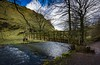 Bridge (Phil-Gregory) Tags: nikon d7200 tokina tokina1120mmatx 1120mmproatx11 1120mm ultrawide wideangle bridge riverdove river dovedale peakdistrict staffordshire derbyshire countryside scenicsnotjustlandscapes landscapes water
