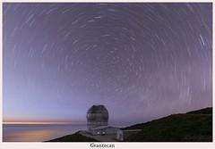 Grantecan (yoni103) Tags: sigma sigma14mm canon6d canarias canon cielosnocturnos circumpolar cumbres roquedelosmuchachos nocturnas estrellas exposicion largaexposicion