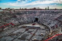 Verona Coliseum (AaronP65 - Thnx for over 14 million views) Tags: italy verona veneto it italia