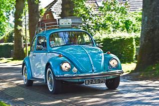 Volkswagen Typ 1 - 113021 Beetle  1973 (2358)