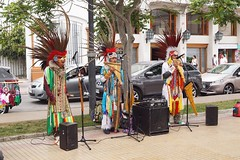 indian music (Suzanne's stream) Tags: musician music natives indians coquimbo chile southamerica