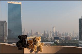 3 Friends in Bangkok