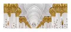 Column Alley (GER.LA - PHOTO WORKS) Tags: vae abudhabi sheikhzayedmosque