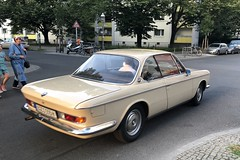 BMW 2000 CS (Mark 800) Tags: bmw 2000 cs berlin neue klasse