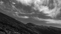 Mount Adams, New Hampshire (jtr27) Tags: dscf9517xl3 jtr27 fuji fujifilm xt20 xtrans xf 1855mm f284 rlmois lm ois kitlens kitzoom mount mountain adams madison newhampshire nh newengland hike hiking northern presidential range watsonpath cirrus cloud whitemountains wideangle