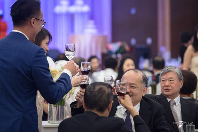 Allen&Alice-台南大億麗緻宴客-婚禮記錄-56