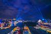 Vivid 2018 (leonsidik.com) Tags: leon sidik vivid sydney 2018 harbour opera house bridge water ocean sea night long exposure landscape australia