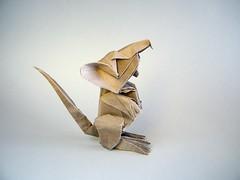 Mouse - Andrey Ermakov (Rui.Roda) Tags: origami papiroflexia papierfalten rato camundongo raton souris mouse andrey ermakov