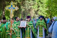 Передача Троицкого собора 520