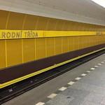 Národní Trída Metro Station, Prague, Czech Republic thumbnail