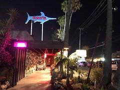 Don the Beachcomber (jericl cat) Tags: don beachcomber tiki restaurant huntingtonbeach bar closed swordfish neon sign landmark