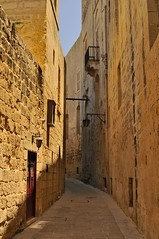 Mdina and Rabat (Ian Campsall) Tags: malta mediterranean mdina rabat nikond90