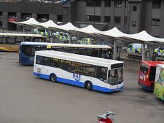 N.A.T Group (ComfortDelGro) AE08 DJZ (Welsh Bus 18) Tags: natgroup comfortdelgro dennis dart mcv evolution ae08djz pontypridd hoggans southwalestransport