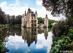 Borrekens Castle (Lцdо\/іс) Tags: borrekens castle kastel château belgique belgium antwerpen anvers antwerp belgie belgian belge province