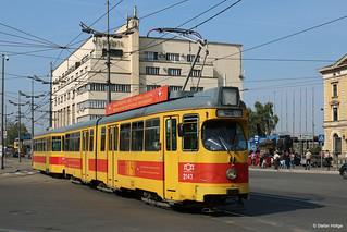 Belgrad 2143+1440 am 25.05.2018 vor dem Hauptbahnhof