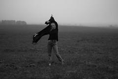 Nouvelle (andrw.photography) Tags: tijucas do sul retrato nouvelle vague preto e branco cult andre andrade andrw photography angustia frio inverno depressão solidão vogue neblina