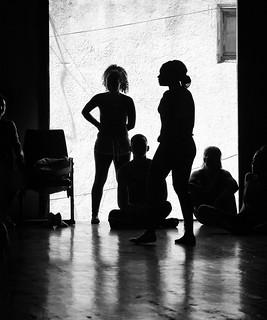 Dance Rehearsals III