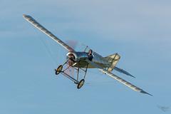 Blackburn monoplane type D (Ian. J. Winfield) Tags: shuttleworth oldwarden bedfordshire airshow plane aeroplane aircraft flight flying flynavy blackburn monoplane typed original