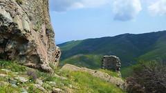 315 - Cap Corse, Rogliano, les ruines du château Castellacciu San Columbanu (paspog) Tags: rogliano corse capcorse france mai may 2018 ruines ruins ruinen castle schloss château castellacciusancolumbanu