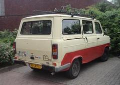 Ford Transit 2.5 Di L 13-6-1986 91-LRF-1 (Fuego 81) Tags: ford transit 1986 91lrf1
