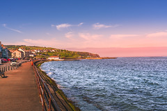 Whitehead seafront (Dhina A) Tags: sony a7rii ilce7rm2 a7r2 a7r fe 24105mm f4 sonyfe24105mmf4 zoom lens bokeh sharp whitehead seafront town sea water