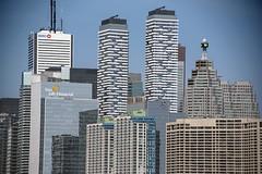 towers (tesseract33) Tags: tesseract33 nikon light world art cities toronto skyline skyscapers peterlang nikond750 colour d750 nikondigital officetowers blue