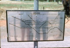 8201B-24 (Geelong & South Western Rail Heritage Society) Tags: arhs aus australia newsouthwales oaklands diagram sign track