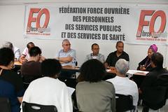 08062018QX4C3705 (www.force-ouvriere.fr) Tags: outremer santé sps conférencedepresse territoires servicespublics ©fblanc