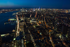 Manhattan_NYC_Mai2018 (Guillaume BERTHON - AéroSpot66) Tags: ny nyc newyork manhattan night shot bluelight
