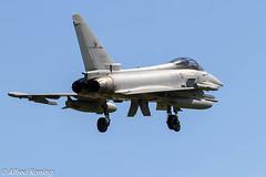 EF-2000, MM7315/36-46, Italië (Alfred Koning) Tags: ef2000 ef2000typhoon epkspoznańkrzesiny exerciseoefening italië locatie mm73153646 tigermeet2018 vliegtuigen