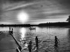 Summer and fun / Sommer og lek (Bjorn-Erik Skjoren) Tags: summer norway bath children water