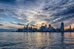 Toronto Skyline (Conrad Kuiper) Tags: toronto photowalk 1020mm 7dmkii canon skyline sigma pcob