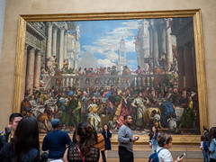 Paris Trip 2017 (amyangel96) Tags: france paris louvre art weddingfeastatcana