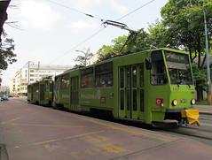 Tatra T6A5, #7905, DP Bratislava (transport131) Tags: tram tramwaj dp bratislava tatra t6a5