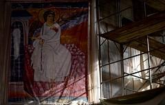 The White Angel (emina.knezevic) Tags: freska fresco beliandjeo whiteangel stsavatemple hramsvetogsave vracar beograd belgrade ortodox christianity hriscanstvo hram temple