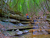 Vruja cascade (Vid Pogacnik) Tags: slovenija slovenia istra istria creek waterfall outdoor hiking landscape vruja cascade
