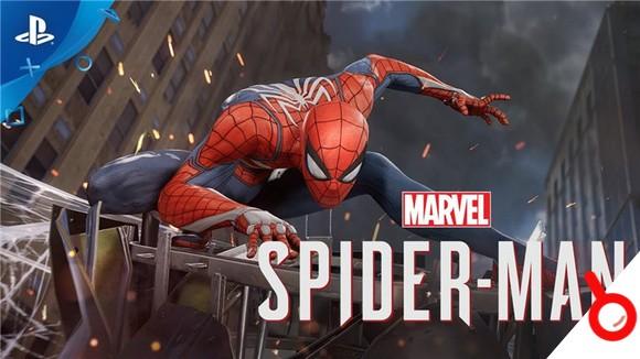 《蜘蛛俠》E32018體驗報告合格的漫改作品