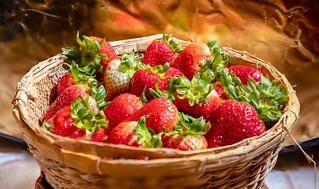 164:365 - Strawberries