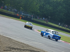 Trabant (BenGPhotos) Tags: 2018 masters historic festival brands hatch csn groep ytcc youngtimer touring car challenge race racing sports motorsport blue bart lemaire 1972 trabant 601 rs classic