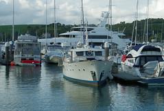 IMGP3678 (mattbuck4950) Tags: england unitedkingdom europe water holidays boats rivers lenssigma18250mm photosbymatt may cornwall camerapentaxk50 2018 riverfal falmouth holiday2018cornwall gbr