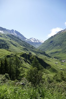 Oberalp Swiss Alps Switzerland