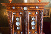 Antique Dutch cabinet inlaid with ceramics (quinet) Tags: 2017 amsterdam antik hetloo holland netherlands ancien antique northholland neterlands 528