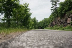 Cycling in Gatineau Park (beyondhue) Tags: gatineau parkway park parc quebec beyondhue road sunday summer cycle cyclist recreation sport bike ride